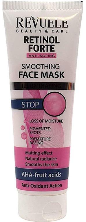 Revuele Retinol Forte Smoothing Face Mask