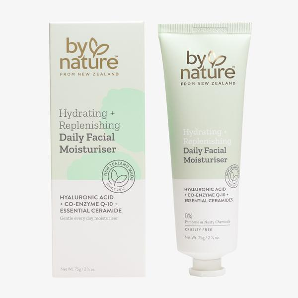 By Nature Hydrating And Replenishing Daily Facial Moisturiser
