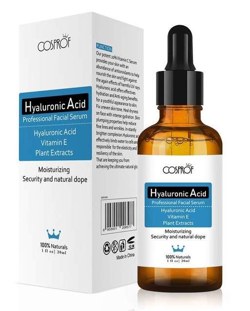 Cosprof Hyaluronic Acid Professional Facial Serum