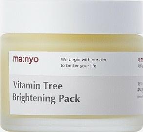 Manyo Factory Vitamin Tree Brightening Pack