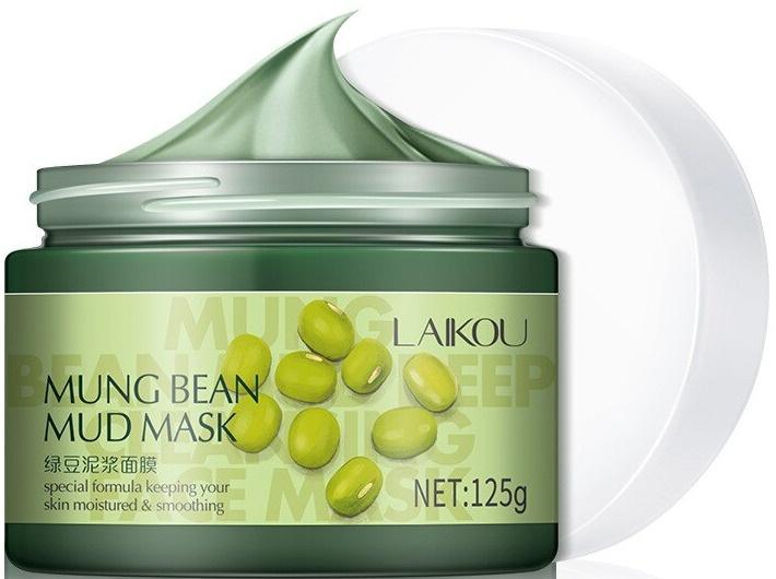Laikou Mung Bean Mud Mask