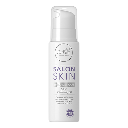 SORBET Salon Skin Specialise Care 3-In-1 Cleansing Oil