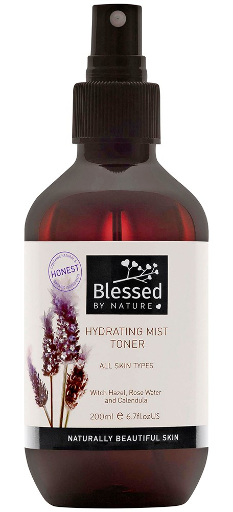 Blessed By Nature Hydrating Mist Toner