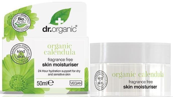 Dr Organic Calendula Moisturiser