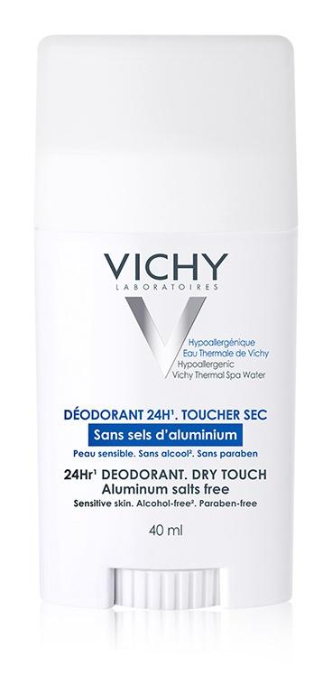Vichy Deodorant 24 Hour Dry Touch Deodorant - Stick