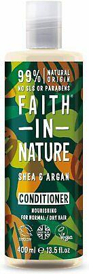 Faith in Nature Shea & Argan Conditioner