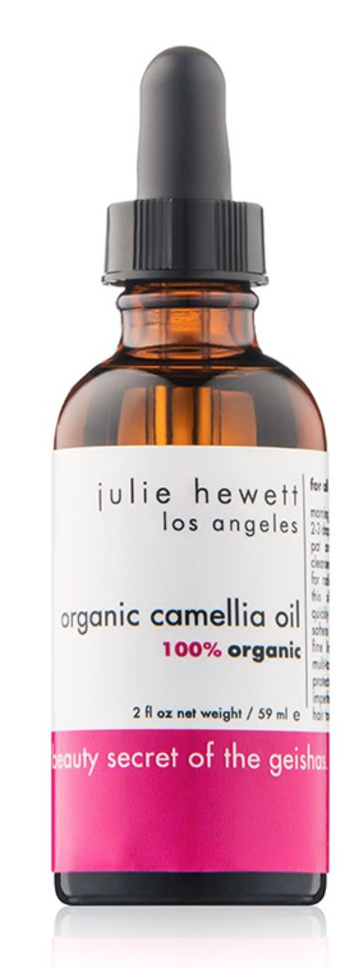 julie hewitt 100% Organic Camellia Oil