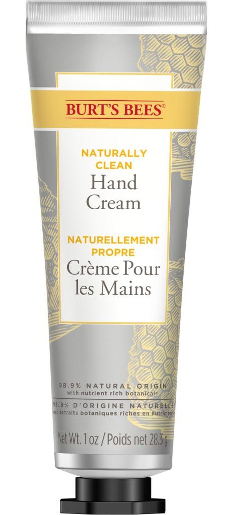 Burt's Bees Naturally Clean Hand Cream