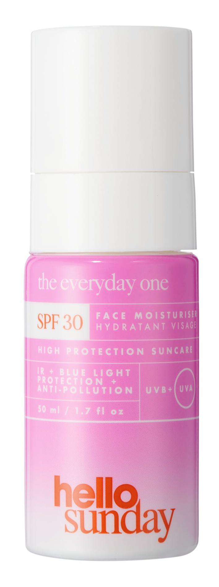 Hello Sunday The Everyday One Face Moisturiser SPF30