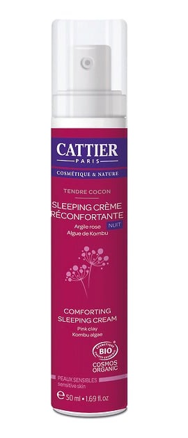 Cattier Organic Comforting Sleeping Cream