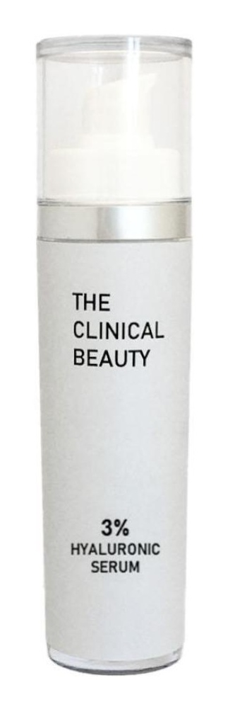 THE CLINICAL BEAUTY 3% Hyaluronic Probiotic Face Serum