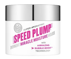 Soap & Glory Speed Plump™ Overnight Moisture Mousse