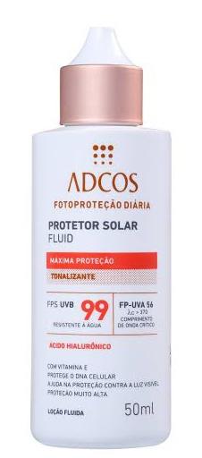 ADCOS Protetor Solar Fluid Fps 99