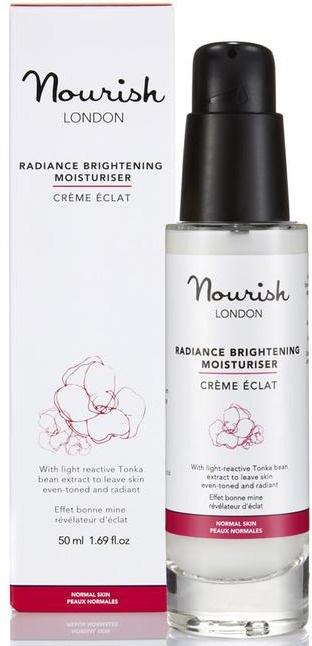 Nourish London Radiance Brightening Moisturiser