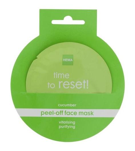 Hema Cucumber Peel-Off Face Mask