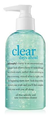 Philosophy Clear Days Ahead Acne Treatment Cleanser