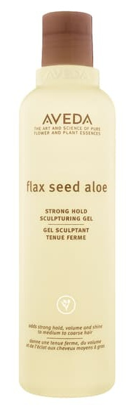 Aveda Flax Seed Aloe Strong Hold Sculpturing Gel