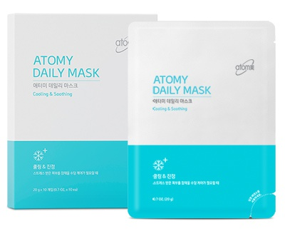 Atomy Cooling & Soothing Daily Mask