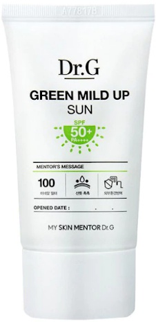 Dr. G GREEN MILD UP SUN SPF50+ PA++++