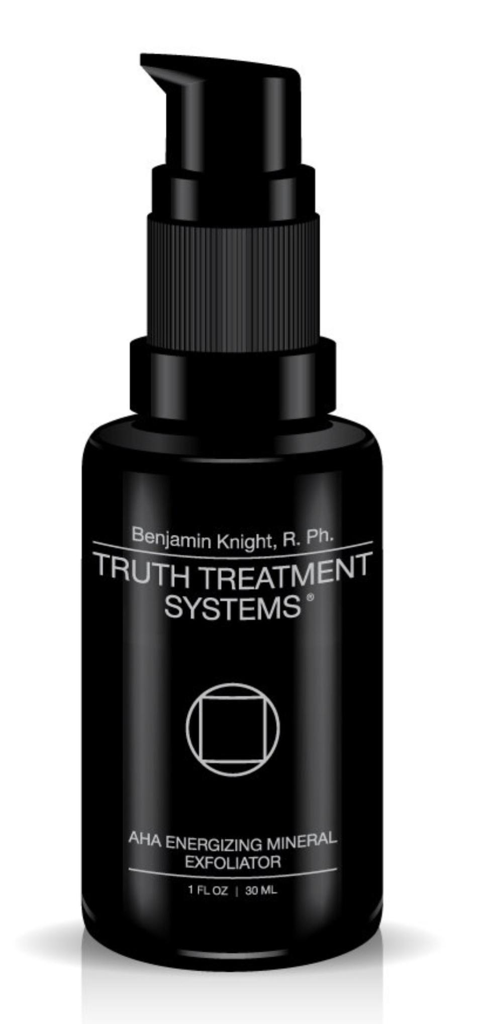 Truth treatments Aha Energizing Mineral Exfoliator™
