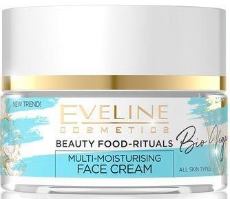 Eveline Natural Beauty Bio Vegan Moisturising Face Cream