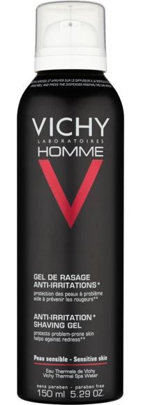 VICHY HOMME Anti Irritation Shaving Gel