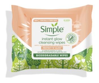 Simple 48H Glow Sheet Mask
