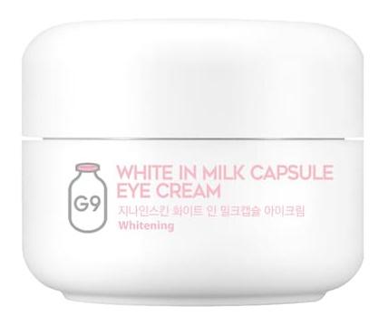 G9SKIN White In Milk Capsule Eye Cream
