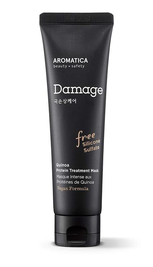 Aromatica Damage Quinoa Protein Treatment Mask
