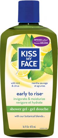Kiss My Face Early To Rise Body Wash