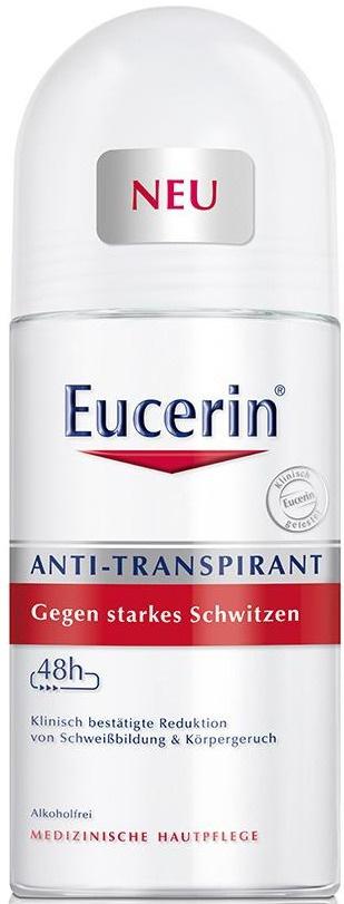 Eucerin 48H Anti-Transpirant Roll-On