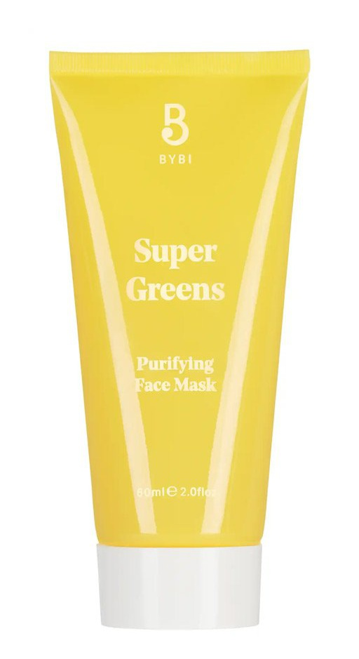 Bybi Super Greens Purifying Face Mask