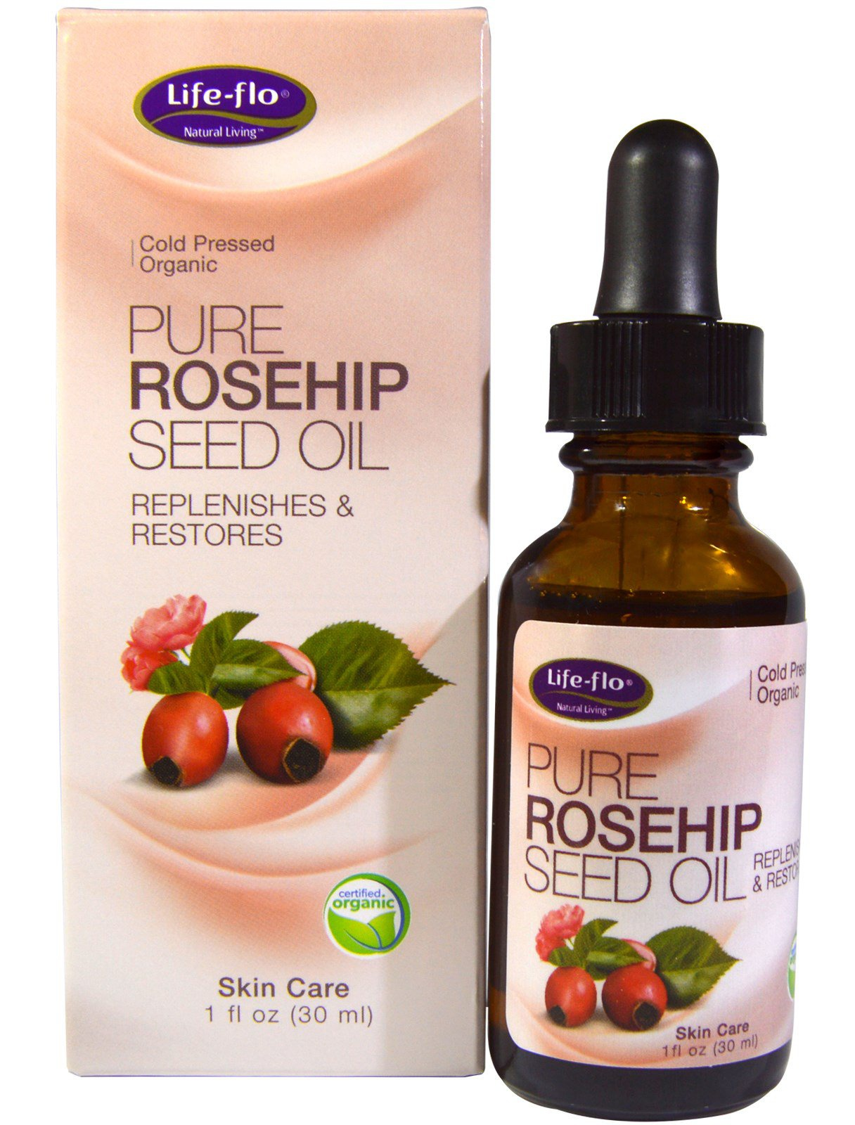 Life-flo Pure Rosehip Seed Oil