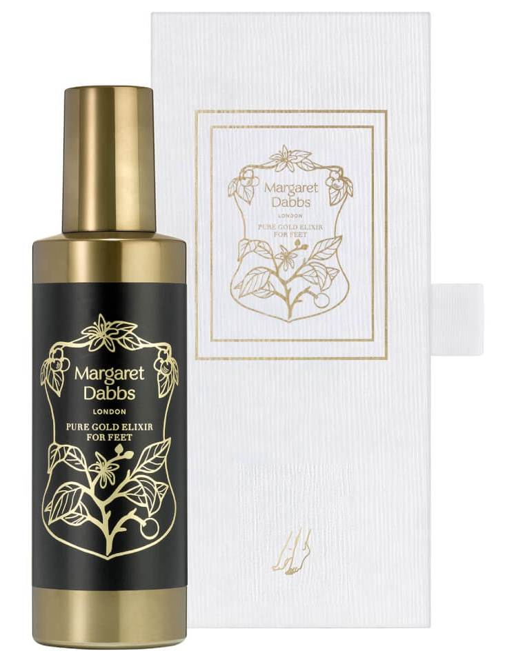 Margaret Dabbs London Pure Gold Elixir for Feet