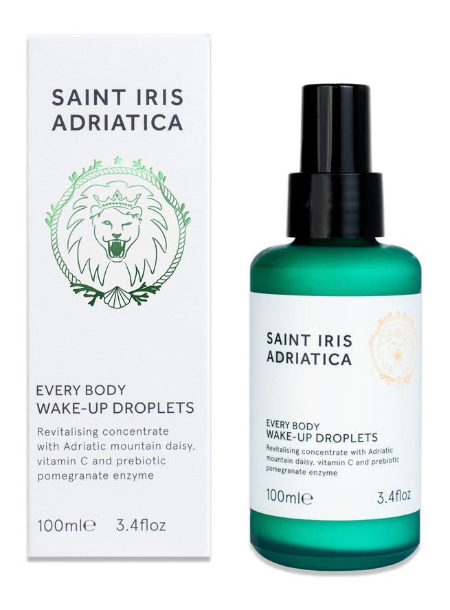 Saint Iris Adriatica Wake-Up Droplets
