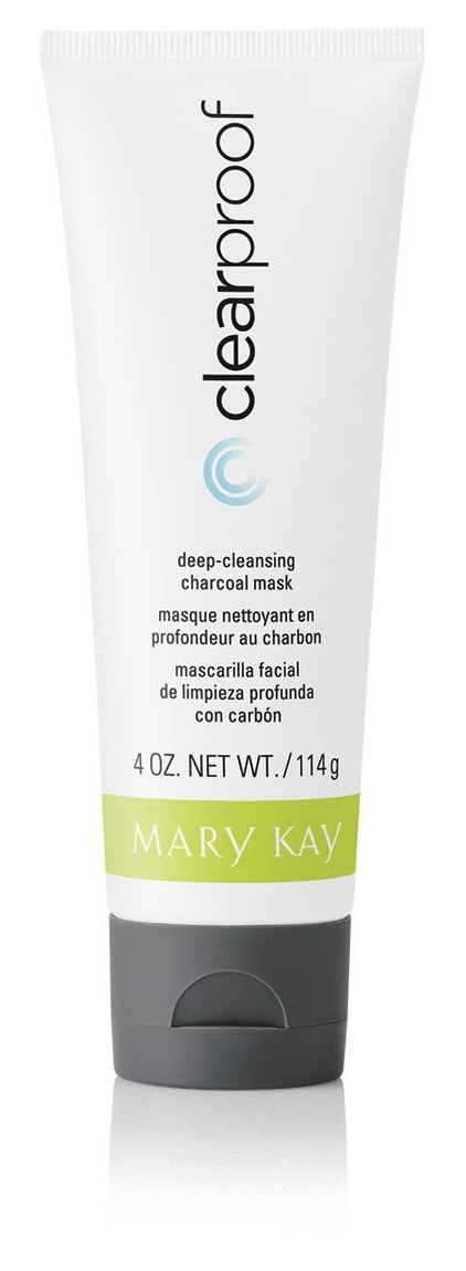 Mary Kay Clearproof Deep Cleansing Charcoal Mask