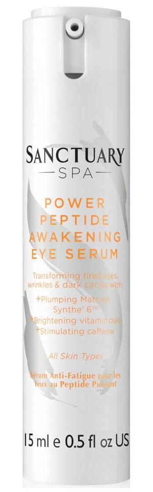 Sanctuary Spa Power Peptide Awakening Eye Serum