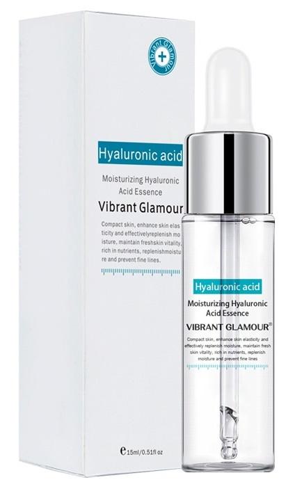 VIBRANT GLAMOUR 2Pcs Hyaluronic Acid Face Serum