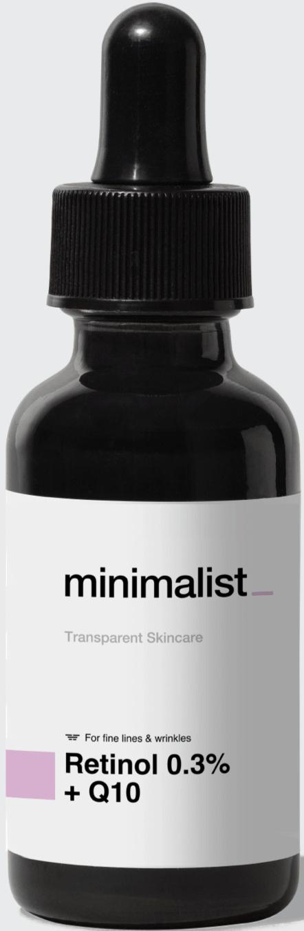 Be Minimalist Retinol 0.3% + Q10