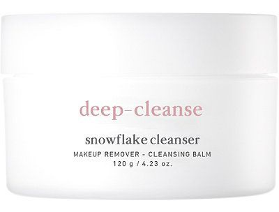 NOONI Deep-Cleanse Snowflake Balm Cleanser