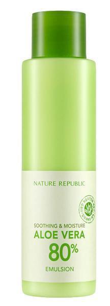 Nature Republic Soothing & Moisture Aloe Vera 80% Emulsion