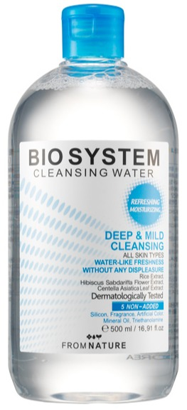 From Nature Bio System Cleansing Water
