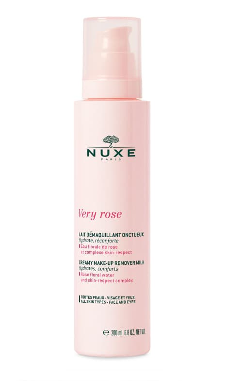 Nuxe Very Rose Creamy Make-Up Remover Milk