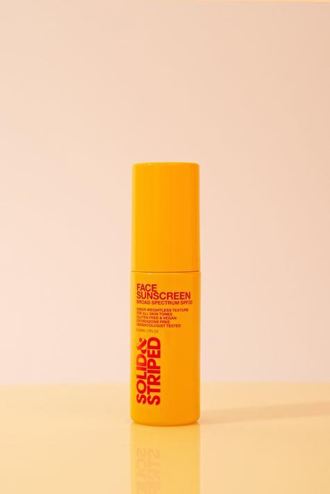 Solid & Striped Face Sunscreen Sunscreen-Meets-Serum Spf-30