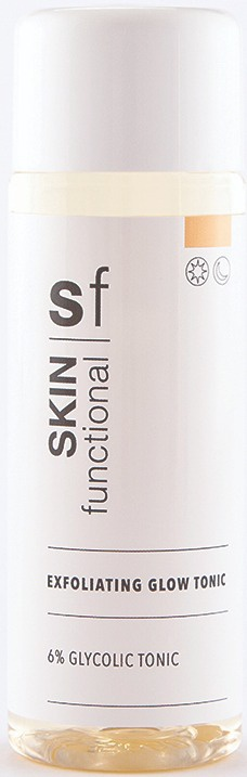 Skin Functional Gentle Exfoliating Tonic (6% Mandelic Acid)