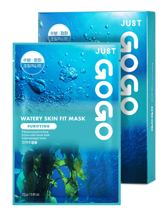 Just Gogo Watery Skin Fit Mask Sheet Purifying