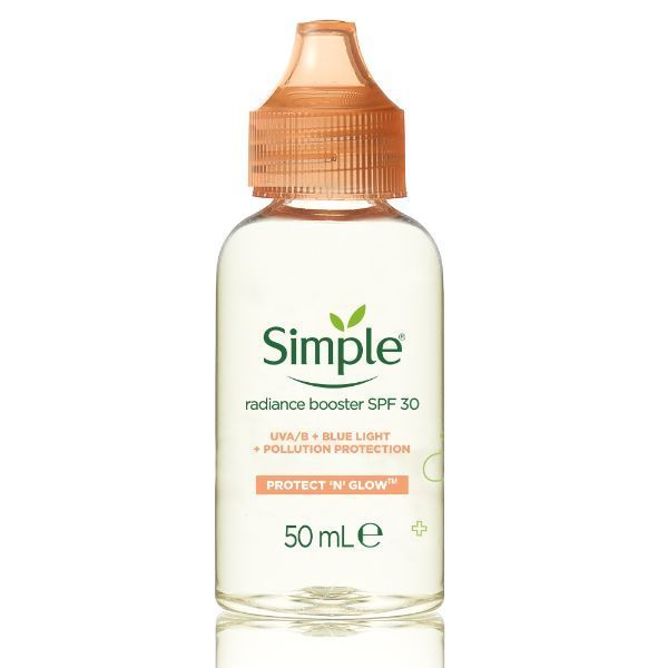 Simple Protect 'N' Glow | Radiance Booster Spf30