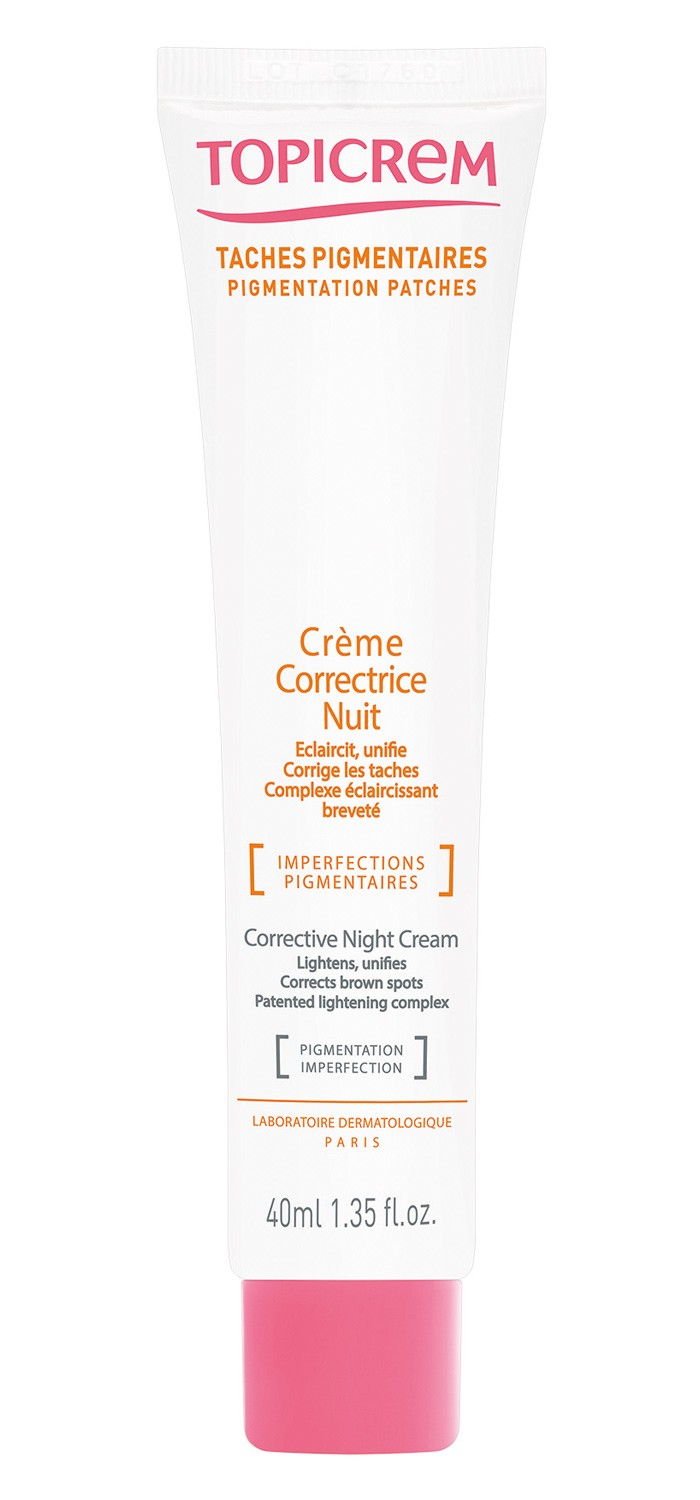 Topicrem Corrective Night Cream