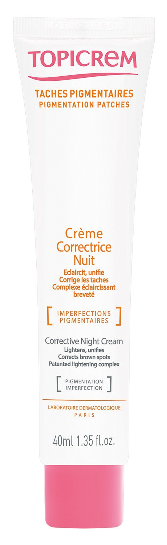 Topicrem Corrective Night Cream