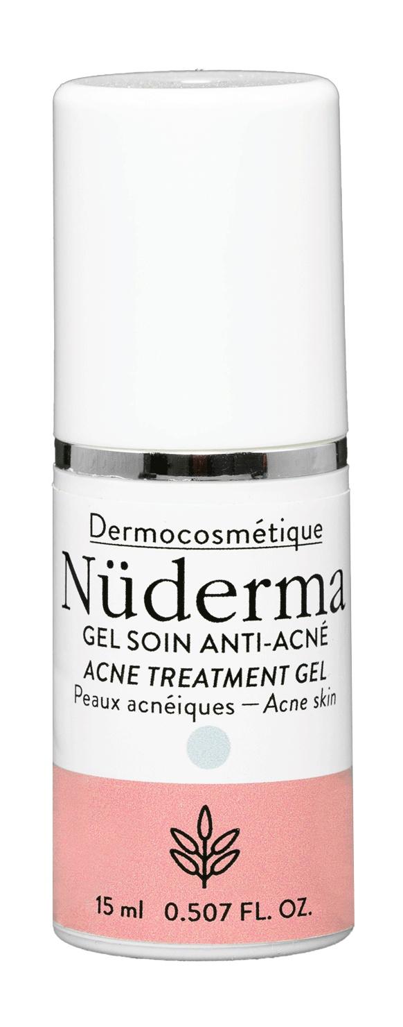 NÜDERMA COSMÉTIQUE Acne Treatment Gel